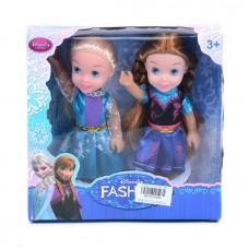 Кукли Frozen 2 бр. в кутия