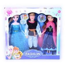 Kукли Frozen 3 броя в кутия