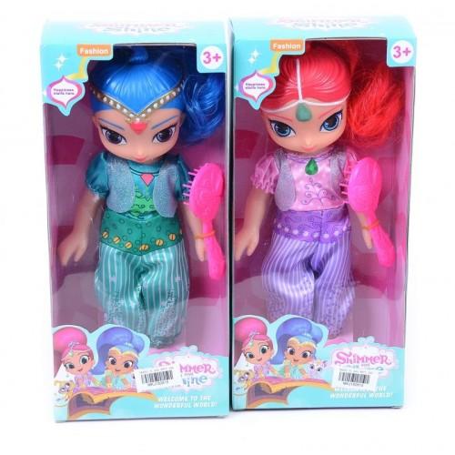 Кукли Искрица и Сияйница Shimmer and Shine