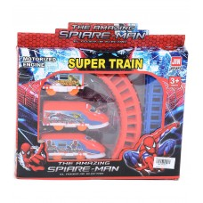 Влак с релси Спайдермен