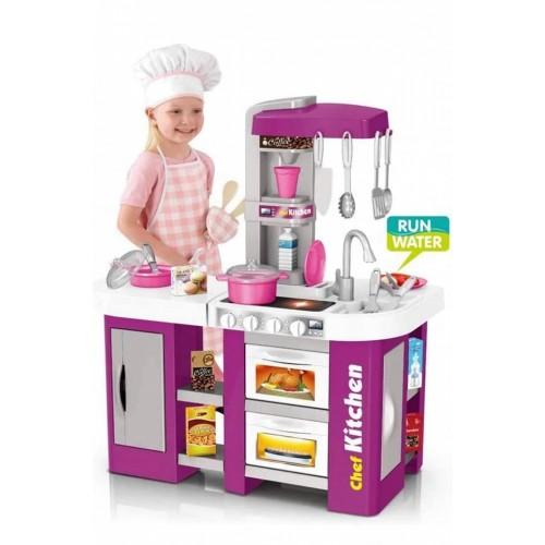 Голяма детска кухня с пристройка 53 части