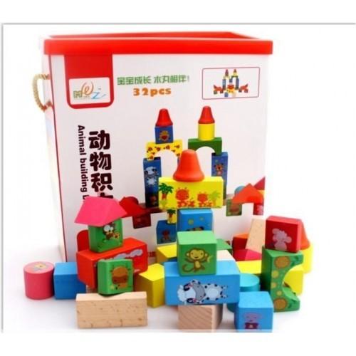 Конструктор. Детски играчки за момичета и момчета, интерактивни играчки, дървени играчки.
